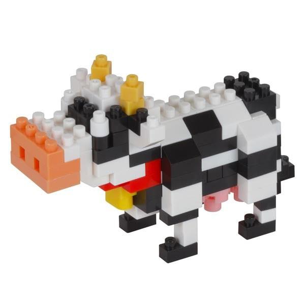 Ox (Ochse) (Nanoblock NBC-330)