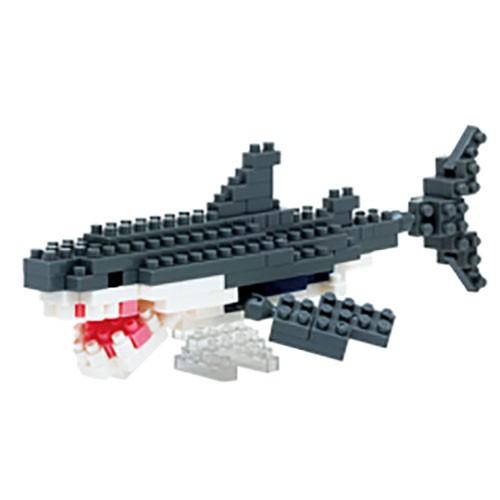 Weißer Hai (Nanoblock NBC-082)