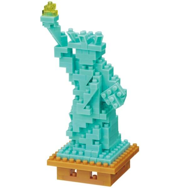 Statue of Liberty Mini (Nanoblock NBC-293)