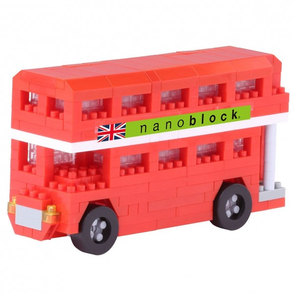 London Bus (Nanoblock NBH-113)