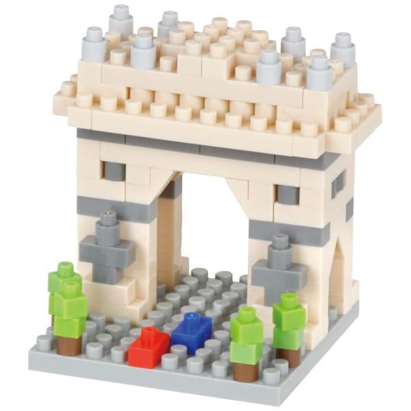 Arc de Triomphe Mini (Nanoblock NBC-340)