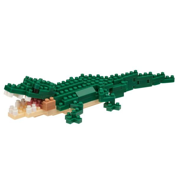 Krokodil (Nanoblock NBC-319)