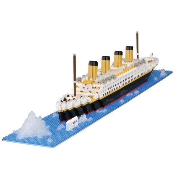 Titanic (Nanoblock NB-021)