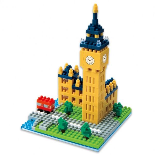 Big Ben (Nanoblock NBH-029)