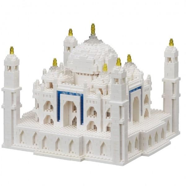 Taj Mahal Deluxe Edition (Nanoblock NB-032)