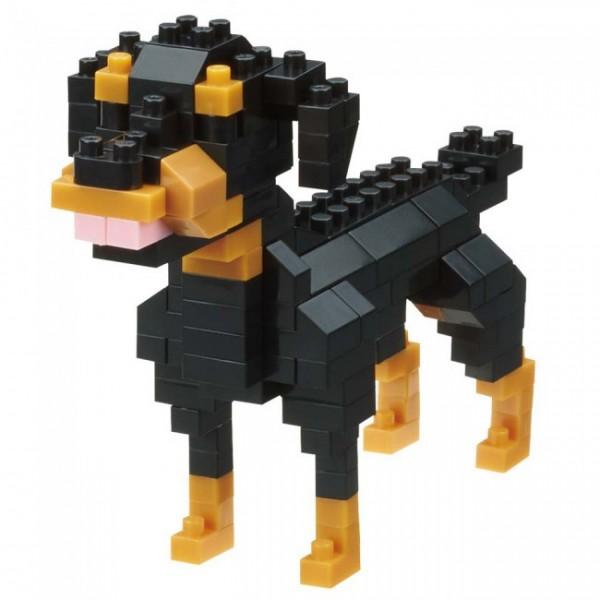 Rottweiler (Nanoblock NBC-263)