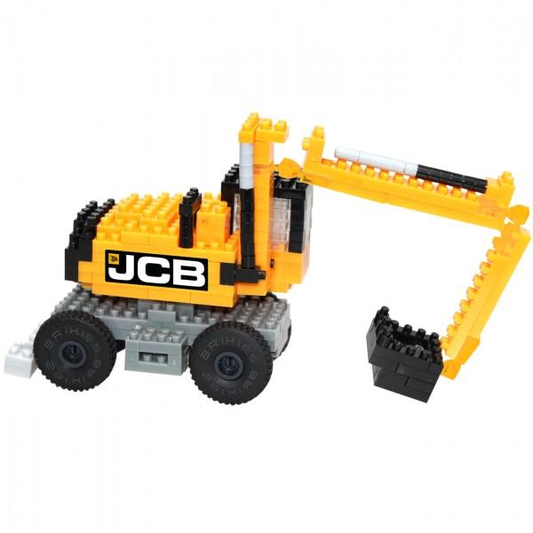 JCB Bagger (Wheeled Excavator)