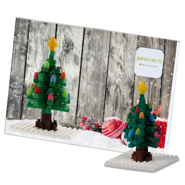 Postkarte Weihnachtsbaum (220.014)