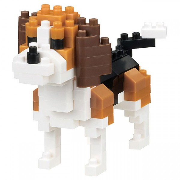 Beagle (Nanoblock NBC-253)