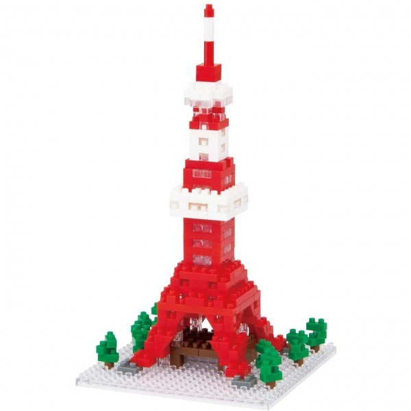 Tokio Tower 2 (Nanoblock NBH-053)