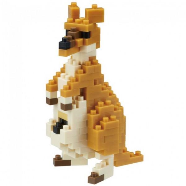 Känguruh (Nanoblock NBC-196)