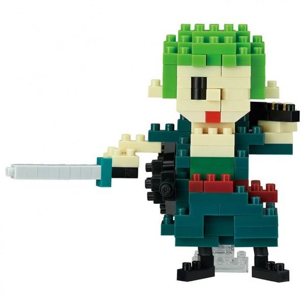 One Piece Zoro (Nanoblock NBCC-046)