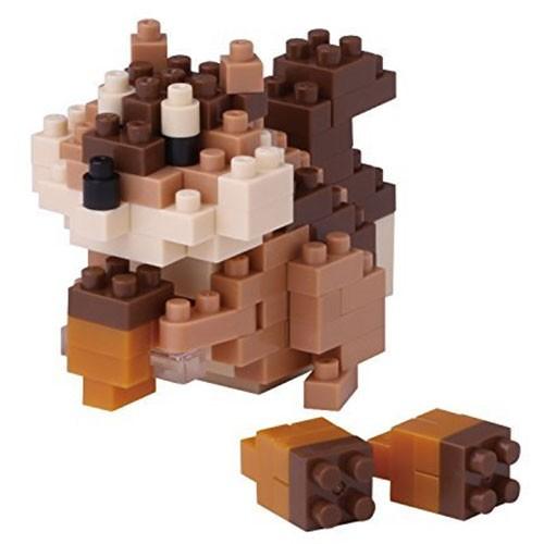 Eichhörnchen (Nanoblock NBC-178)