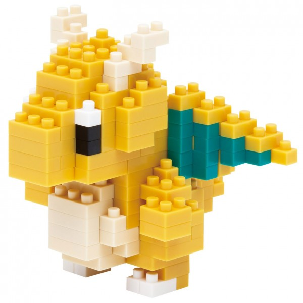 Pokémon Gradonite / Dracolosse / Dragoran (Nanoblock NBPM-011)