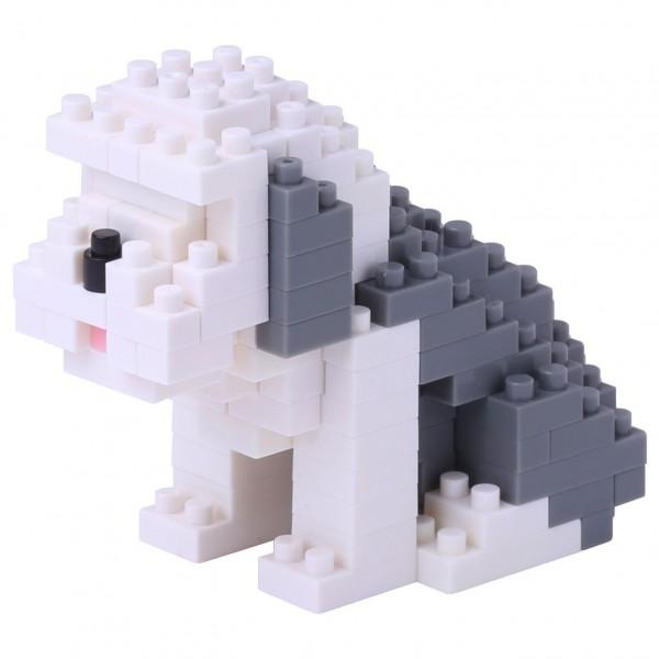 English Sheepdog (Nanoblock NBC-169)