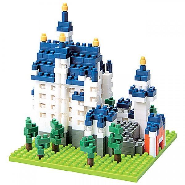 Schloss Neuschwanstein (Nanoblock NBH-010)