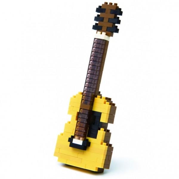 Akustische Gitarre (Nanoblock NBC-096)
