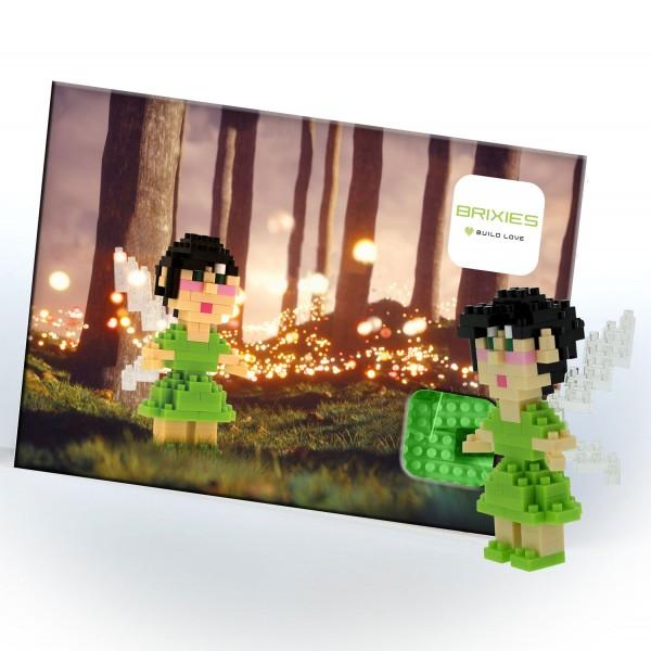 Postkarte Fee (220.044)