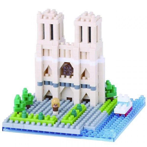 Cathédrale Notre Dame de Paris (Nanoblock NBH-093)