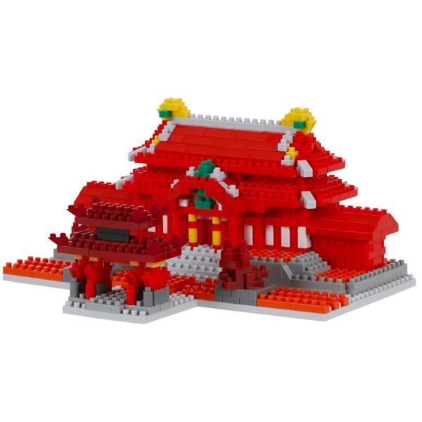 Shuri Castle (Nanoblock NBM-030)