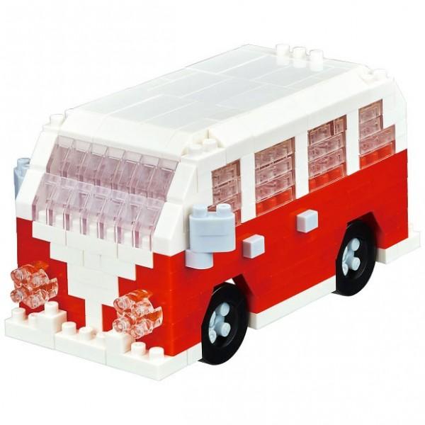 Minivan (Nanoblock NBH-142)