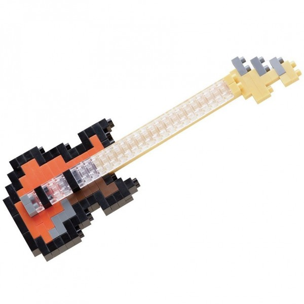 Elektrischer Bass (Nanoblock NBC-051)