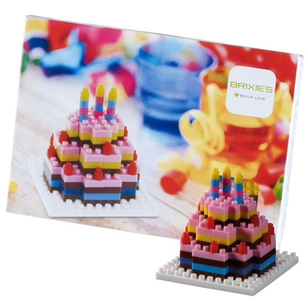 Postkarte Geburtstagskuchen (220.012)