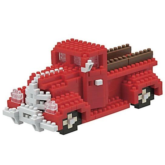 Pickup Truck (Nanoblock NBH-073)