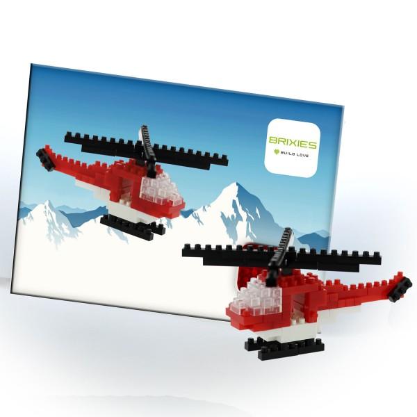Postkarte Helikopter (220.048)