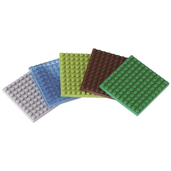 Plattenset (10×10) (Nanoblock NB-024)