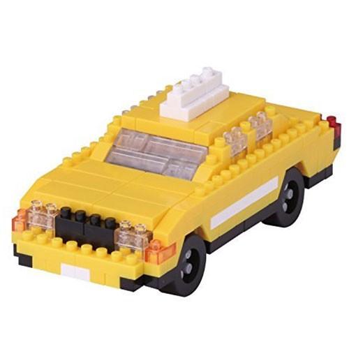 New York Taxi (Nanoblock NBH-114)