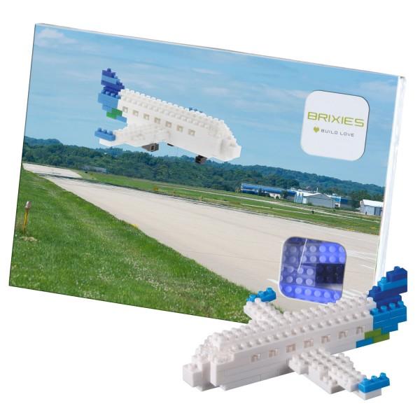 Postkarte Flugzeug (220.011)