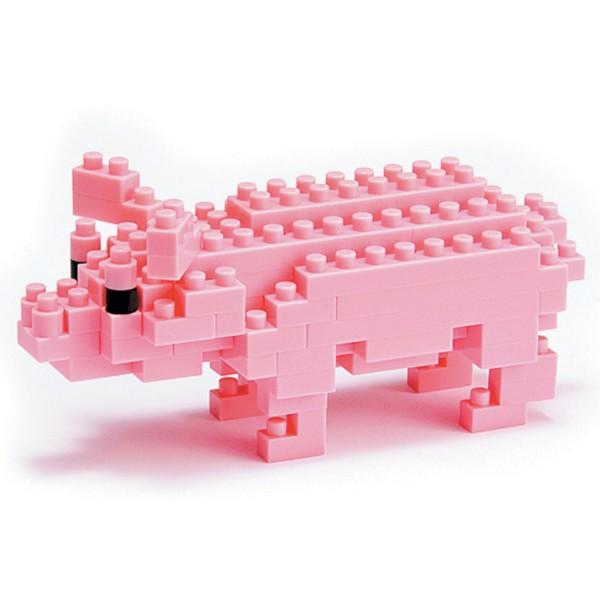 Schwein (Nanoblock NBC-013)