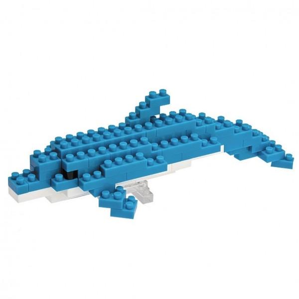 Bottlenose Dolphin (Nanoblock NBC-003)
