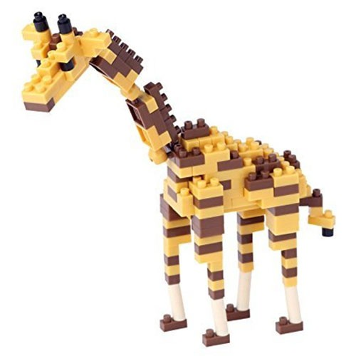 Giraffe (Nanoblock NBC-158)