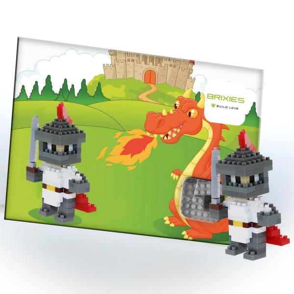 Postkarte Ritter (220.049)