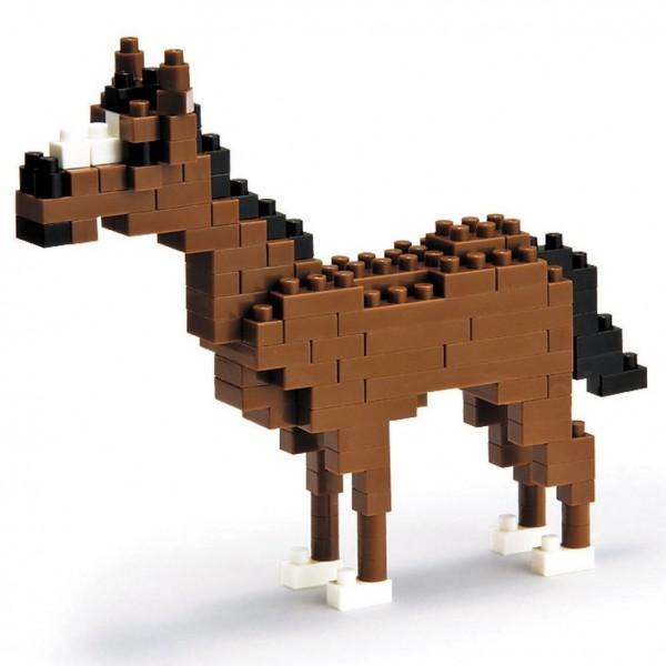 Pferd (Nanoblock NBC-036)
