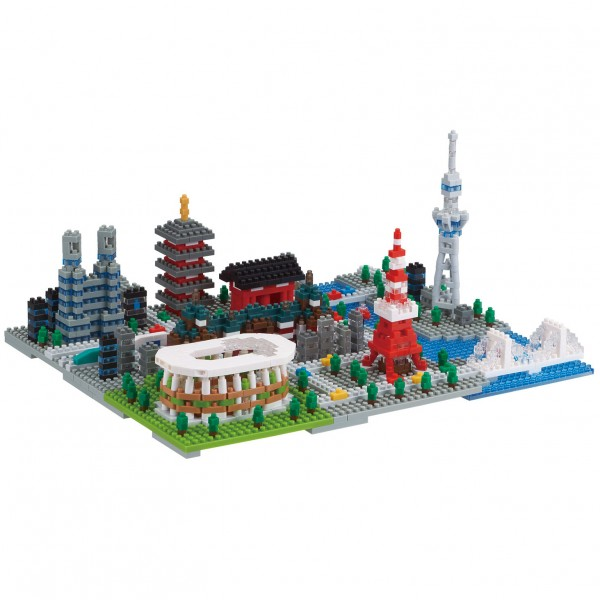 Tokyo (Nanoblock NB-40)