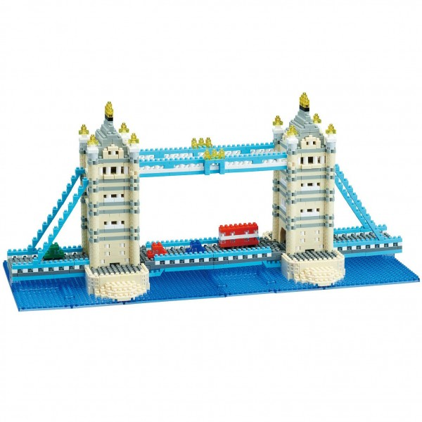 Tower Bridge Deluxe (Nanoblock NB-045)