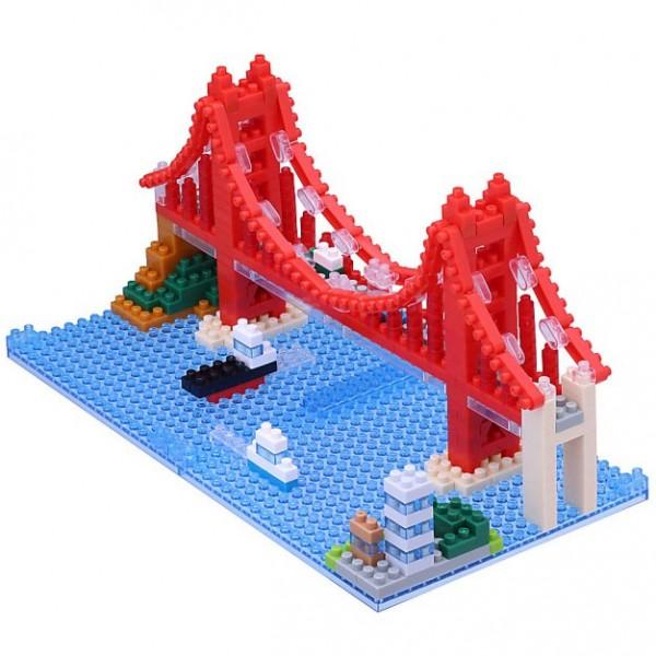 Golden Gate Bridge (Nanoblock NBH-116)