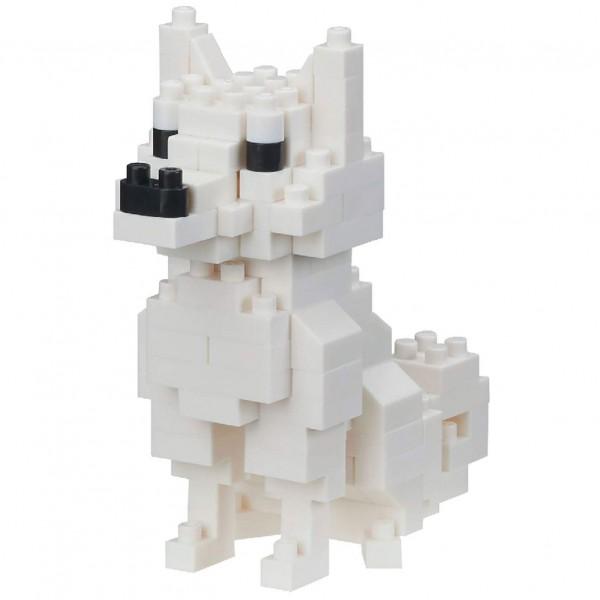 Hokkaido Dog (Nanoblock NBC-280)