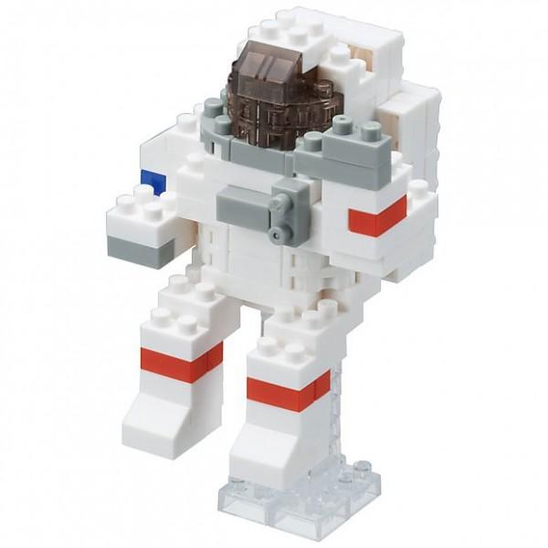 Astronaut (Nanoblock NBC-198)