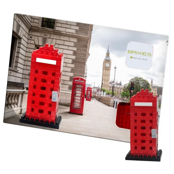 Postkarte Telefonzelle (220.034)