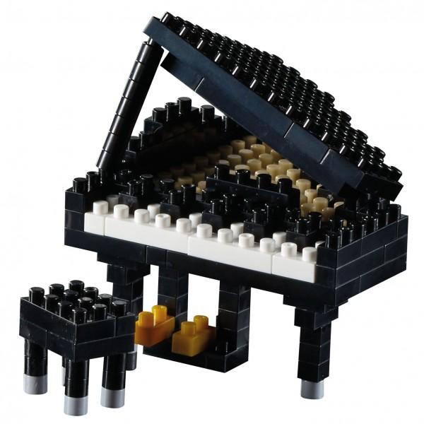 Klavier (Flügel schwarz) (200.176)