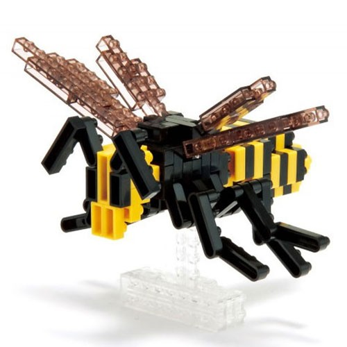 Asiatische Riesenhornissen (Nanoblock IST-005)