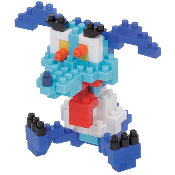 Crash Bandicoot Ripper Roo (Nanoblock NBCC-103)
