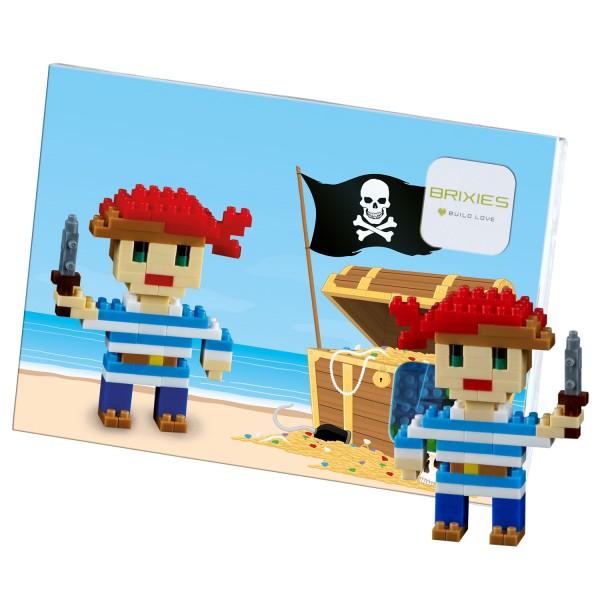 Postkarte Pirat (220.029)
