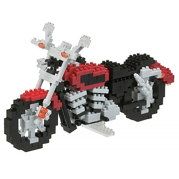 Motorrad (Nanoblock NBM-006)