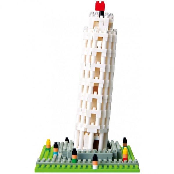 Schiefer Turm von Pisa (Nanoblock NBH-030)
