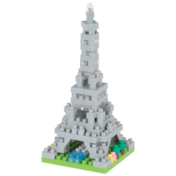 Eiffel Tower Mini (Nanoblock NBC-339)